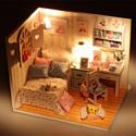 Hobby Day DIY Mini House Комната Полины (M013)