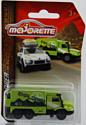 Majorette Explorer 212057601 Mercedes-Benz Zetros (зеленый)