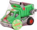 Полесье КонсТрак автомобиль-самосвал (зелёный) 0575