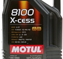 Motul 8100 X-cess 5W40 5л