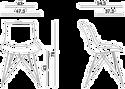 UNIQUE Easy BR - LF-26 7-08BR-LF-26 (черный)