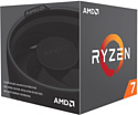AMD Ryzen 7 2700 Pinnacle Ridge (AM4, L3 16384Kb)