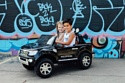 Electric Toys Ford Ranger Lux (черный)
