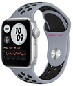 Apple Watch SE GPS 40mm Aluminum Case with Nike Sport Band