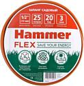 "Hammer Flex (3/4"", 25 м)"