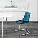 Ikea Тобиас (синий/хром) (203.558.15)