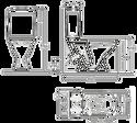 Керамин Капри (бачок, сиденье дюропласт, 2-реж. Алкапласт Дуал)