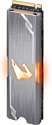 GigaByte Aorus RGB M.2 NVMe 256GB (GP-ASM2NE2256GTTDR)