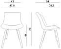 UNIQUE Easy M - PP-4 7-08M-4 (черный)