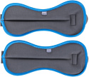 Starfit WT-501 2x1.5 кг (черный/синий)