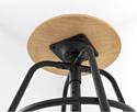 Ikea Куллаберг (сосна/черный) 603.636.58