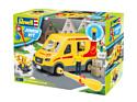 Revell 00814 Фургон службы доставки с фигуркой