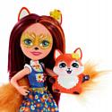 Enchantimals Felicity Fox FXM71