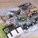 Darvish Игровой набор Armed forces 13 предметов DV-T-2333B