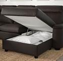 Ikea Лидгульт 392.572.64 (гранн/бумстад темно-коричневый)