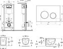 Lavinia Boho Relfix One Compacto 7 в 1 87050156 (черное стекло)