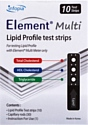 Infopia Element Multi Lipid Profile 10 шт.