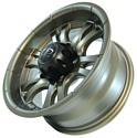 Sakura Wheels R268 7x15/5x139.7 D110.5 ET-10 Бронза
