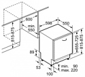Bosch SMV 46KX00 E