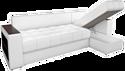 Mebelico Дубай 59636 (белый)