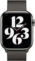 Apple Миланский сетчатый браслет 44 мм (графитовый) MYAQ2
