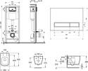 Lavinia Boho Relfix Bell Pro Rimless 6 в 1 75110001 (венге пластик)