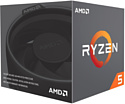 AMD Ryzen 5 2600X Pinnacle Ridge (AM4, L3 16384Kb)