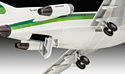 Revell 03946 Пассажирский самолет Boeing 727-100 Germania