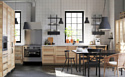 Ikea Ингольф (коричнево-черный) (703.608.95)