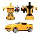 MZ Chevrolet Camaro Bumblebee