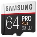 Samsung microSDXC PRO Plus 100MB/s 64GB + SD adapter