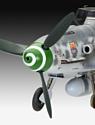 Revell 04665 Немецкий истребитель-низкоплан Messerschmitt Bf109 G-6