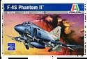 Italeri 0170 Истребитель F04S Phantom II