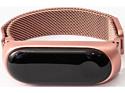 Xiaomi Milanese Magnetic для Mi Band 3 (розовое золото)