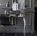 Ikea Тобиас (серый/хром) (703.558.65)