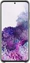 Samsung Silicone Cover для Galaxy S20 (серый)