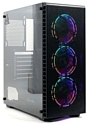PowerCase Attica Mesh S3 ARGB Black