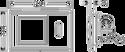 Tece Planus 6 V-Batterie 9240361