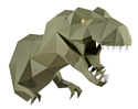 PAPERRAZ Динозавр Завр (васаби)