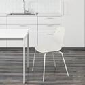 Ikea Лейф-Арне (белый/брур-инге белый) (192.272.49)
