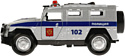 Технопарк Бронемашина Полиция FY6178-P-SL