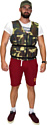 Titan Sport жилет 10 кг (р. 52-60, хаки)
