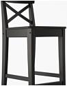 Ikea Ингольф (коричнево-черный) (503.605.04)
