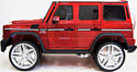 RiverToys Mercedes-Benz G65 AMG 4WD (красный)
