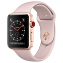 Apple Watch Series 3 Cellular 38mm Aluminum Case with Sport Band