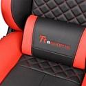 TteSports GT Fit F100 (черный/красный) (GC-GTF-BRMFDL-01)