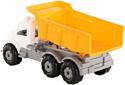 Полесье Буран автомобиль дорожный (бело-оранжевый) 43689