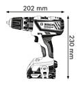 Bosch GSB 18-2 Li Plus (06019E7102)