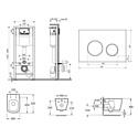 Lavinia Boho Relfix Bell Pro Rimless 6 в 1 77040042
