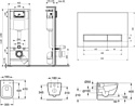 Lavinia Boho Relfix One Compacto 9 в 1 97010034 (черное стекло)